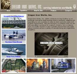 Oregon Ironworks