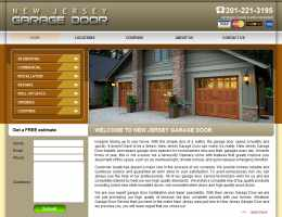 NJ Garage Doors