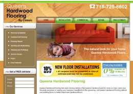 Queens Hardwood Flooring
